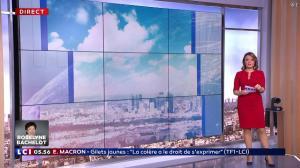 Pascale De La Tour Du Pin dans la Matinale - 15/11/18 - 01