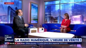 Pascale De La Tour Du Pin dans la Matinale - 15/11/18 - 02