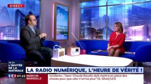Pascale De La Tour Du Pin dans la Matinale - 15/11/18 - 05