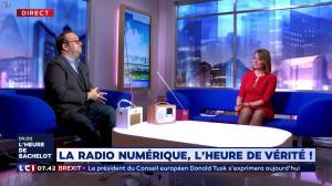 Pascale De La Tour Du Pin dans la Matinale - 15/11/18 - 06