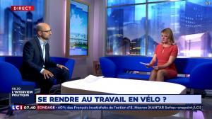 Pascale De La Tour Du Pin dans la Matinale - 17/09/18 - 03