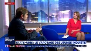 Pascale De La Tour Du Pin dans la Matinale - 18/09/18 - 02