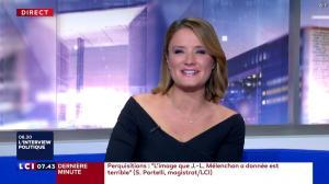 Pascale De La Tour Du Pin dans la Matinale - 18/10/18 - 06