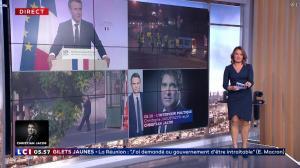 Pascale De La Tour Du Pin dans la Matinale - 22/11/18 - 01