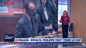 Pascale De La Tour Du Pin dans la Matinale - 26/10/18 - 02