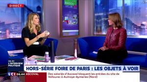 Pascale De La Tour Du Pin dans la Matinale - 26/10/18 - 03