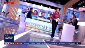 Pascale De La Tour Du Pin dans la Matinale - 26/10/18 - 04