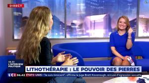 Pascale De La Tour Du Pin dans la Matinale - 28/09/18 - 03