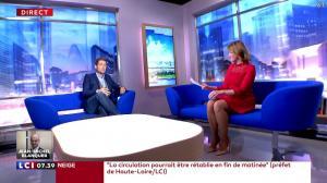 Pascale De La Tour Du Pin dans la Matinale - 30/10/18 - 03