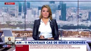 Pascale De La Tour Du Pin dans la Matinale - 31/10/18 - 03