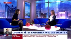 Pascale De La Tour Du Pin dans la Matinale - 31/10/18 - 04
