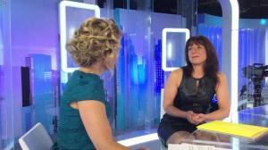 Patricia Tourancheau dans un Bonus de C dans l'Air - 12/07/17 - 02