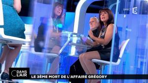 Patricia Tourancheau dans C dans l'Air - 12/07/17 - 02