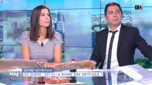 Raphaële Marchal dans William à Midi - 03/12/18 - 02