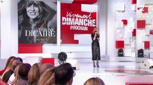 Véronic Dicaire dans Vivement Dimanche - 21/10/18 - 02