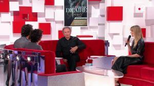 Véronic Dicaire dans Vivement Dimanche - 21/10/18 - 05