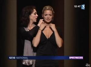 Virginie Efira - Un Extrait de Nathalie Ribout 2009 - 02