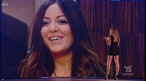 Alessia Marcuzzi dans Grande Fratello - 14/11/11 - 05