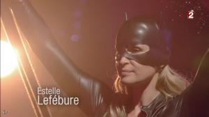Estelle Lefébure dans le Gala de l'Union des Artistes - 22/12/11 - 04