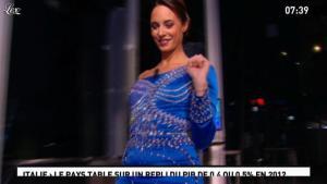 Julia Vignali dans la Matinale - 05/12/11 - 03