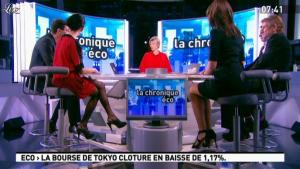 Julia Vignali dans la Matinale - 13/12/11 - 04