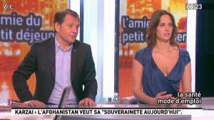 Julia Vignali dans la Matinale - 16/11/11 - 04