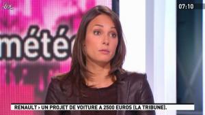 Julia Vignali dans la Matinale - 23/11/11 - 01