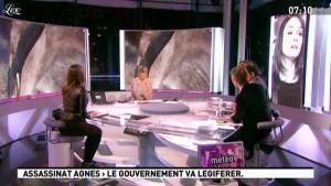 Julia Vignali dans la Matinale - 23/11/11 - 02
