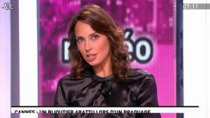 Julia Vignali dans la Matinale - 28/11/11 - 02