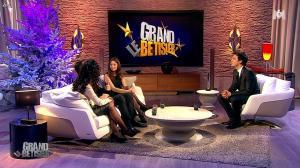 Laurence Roustandjee dans le Grand Betisier - 25/12/11 - 03