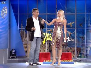 Michelle Hunziker dans Striscia La Notizia - 18/10/06 - 03