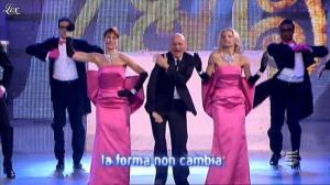 Paola Cortellesi et Michelle Hunziker dans Zelig - 20/01/12 - 02