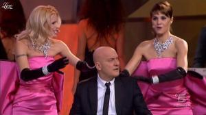 Paola Cortellesi et Michelle Hunziker dans Zelig - 20/01/12 - 06
