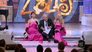 Paola Cortellesi et Michelle Hunziker dans Zelig - 20/01/12 - 07