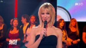 Sandrine Corman dans les Annees 90 le Retour - 04/01/12 - 06