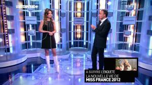 Sandrine Quétier dans 50 Minutes Inside - 07/01/12 - 03