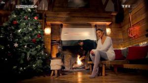 Sandrine Quétier dans 50 Minutes Inside - 17/12/11 - 04