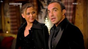 Sandrine Quétier dans 50 Minutes Inside - 31/12/11 - 02