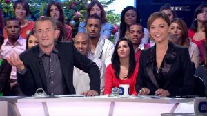 Sandrine Quétier dans les 100 Plus Grands - 23/12/11 - 05