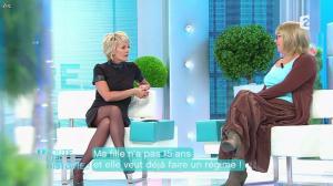 Sophie Davant dans Toute Une Histoire - 02/11/11 - 02