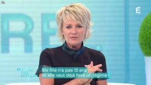 Sophie Davant dans Toute Une Histoire - 02/11/11 - 04