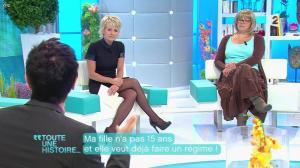 Sophie Davant dans Toute Une Histoire - 02/11/11 - 05