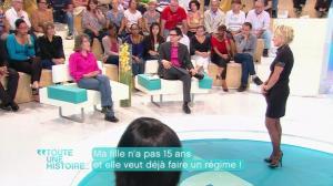 Sophie Davant dans Toute Une Histoire - 02/11/11 - 06