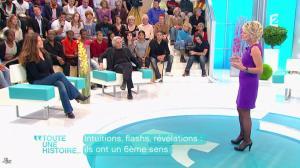 Sophie Davant dans Toute Une Histoire - 08/11/11 - 02