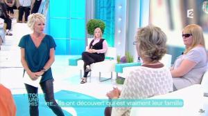Sophie Davant dans Toute Une Histoire - 11/10/11 - 04