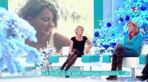 Sophie Davant dans Toute Une Histoire - 26/12/11 - 04