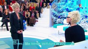 Sophie Davant dans Toute Une Histoire - 30/12/11 - 02