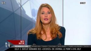 Valérie Amarou sur i-Télé - 04/12/11 - 01