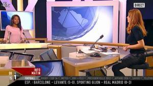 Valérie Amarou sur i-Télé - 04/12/11 - 02