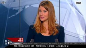 Valérie Amarou sur i-Télé - 04/12/11 - 05